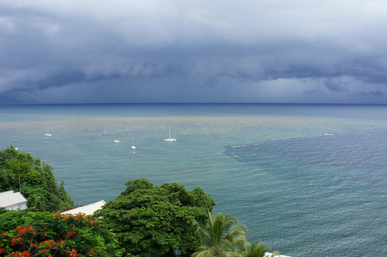 une onde tropicale septembre 2013