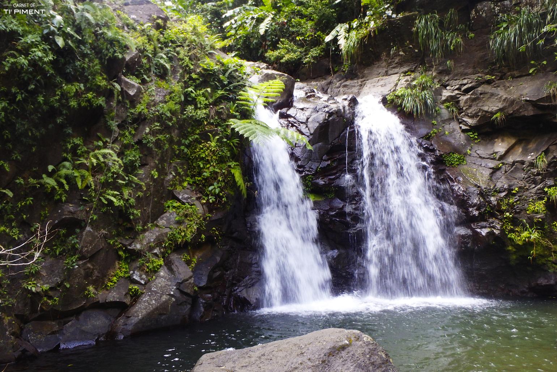 Les cascades de Didier