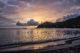 Coucher de soleil sur Grande Anse d'Arlets