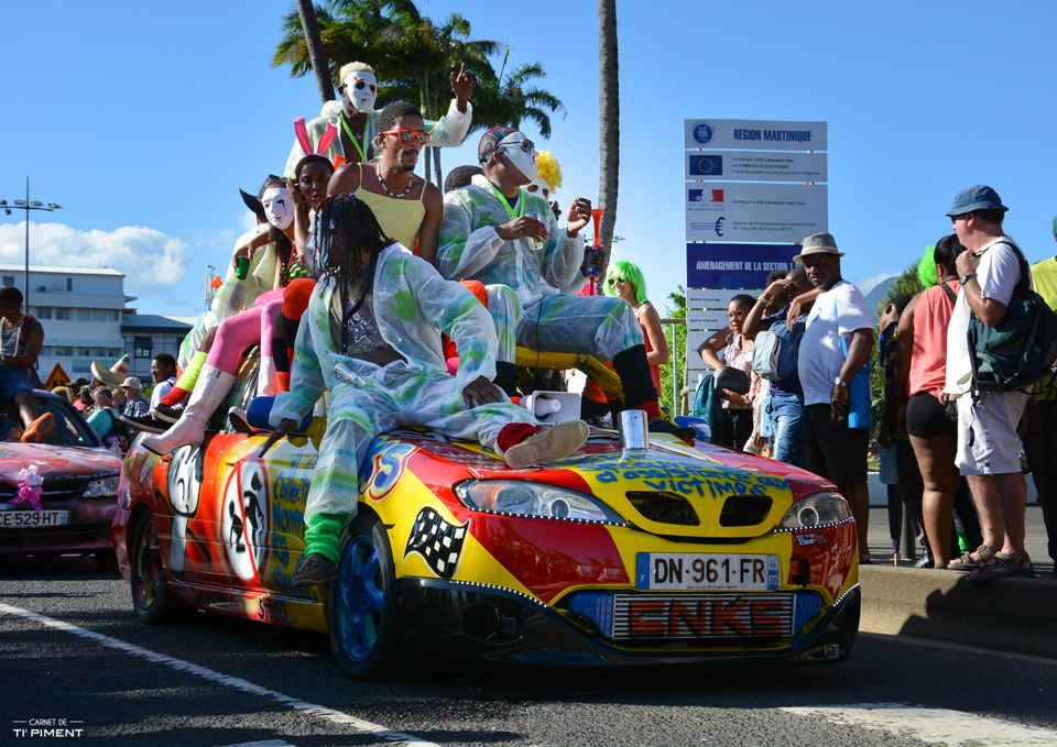 bwadjak carnaval martinique 2015