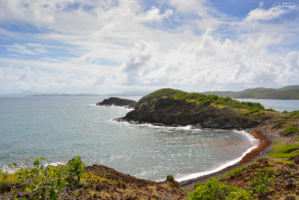 Radonnée Presqu'Île de la Caravelle