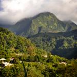 les pitons du Carbet en Martinique