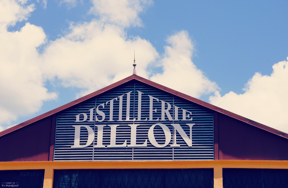 Distillerie Dillon Martinique