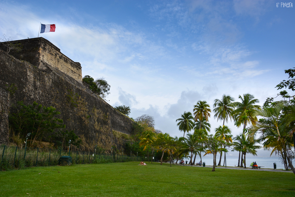 Fort Saint Louis Martinique