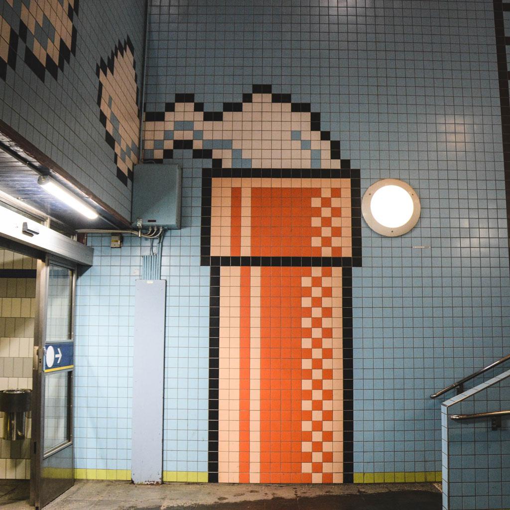 Les plus belles stations de métro de Stockholm - Ti\' Piment