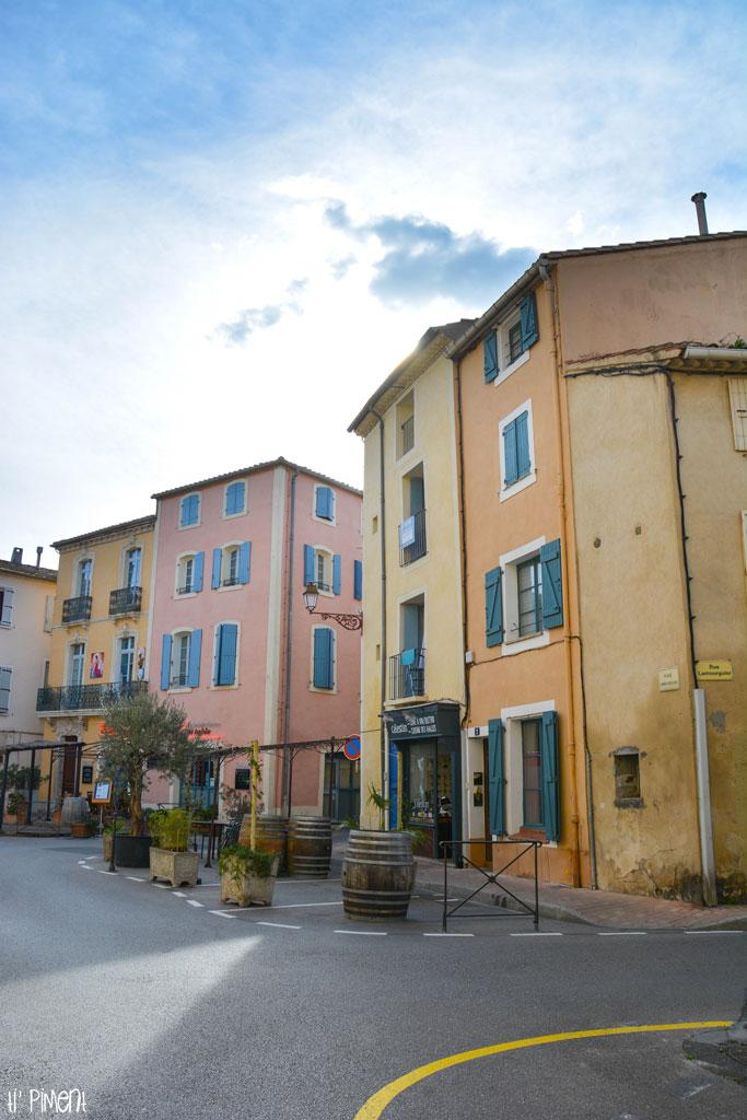 Dans les ruelles de Narbonne
