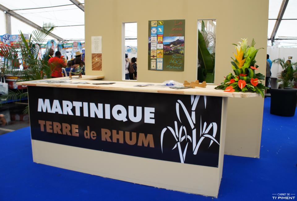 Mon premier salon de l 39 agriculture en martinique ed 2014 for Place gratuite salon agriculture