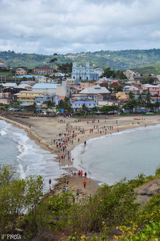 Tombolo de Sainte-Marie Martinique
